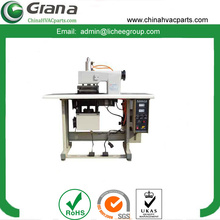 GR-60Q ultrasonic lace sewing and cutting machine for fabric