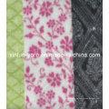 100% Polyester Two-Side gebürstet Comefortable Polar Fleece-Decke Stoff