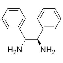 Quiral Chemical CAS n.º 35132-20-8 (1R, 2R) -Difeniletano-1, 2-diamina