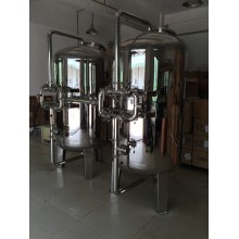 CE Certification Chunke Stainless Steel Filter Housing