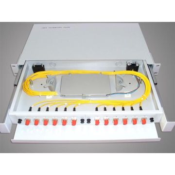 12 Port FC Fiber Patch Panel