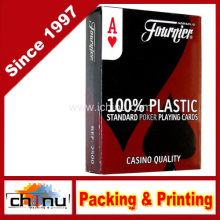 Fournier No. 2500 Poker Size Standard Index Playing Cards (430104)