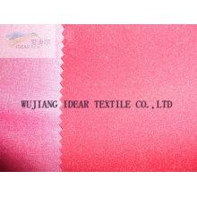 Flamingo Poly Baumwolle gemischt Flocked Fabric für Polster