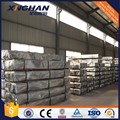 HOT Corrugated aluminum roofing sheet