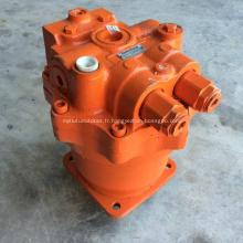 Ensemble de moteur de dispositif de rotation d'excavatrice de Doosan Daewoo DH280 DH220LC avec boîte de vitesses, 2401-9099C, 2401-9065A, 2401-6117,