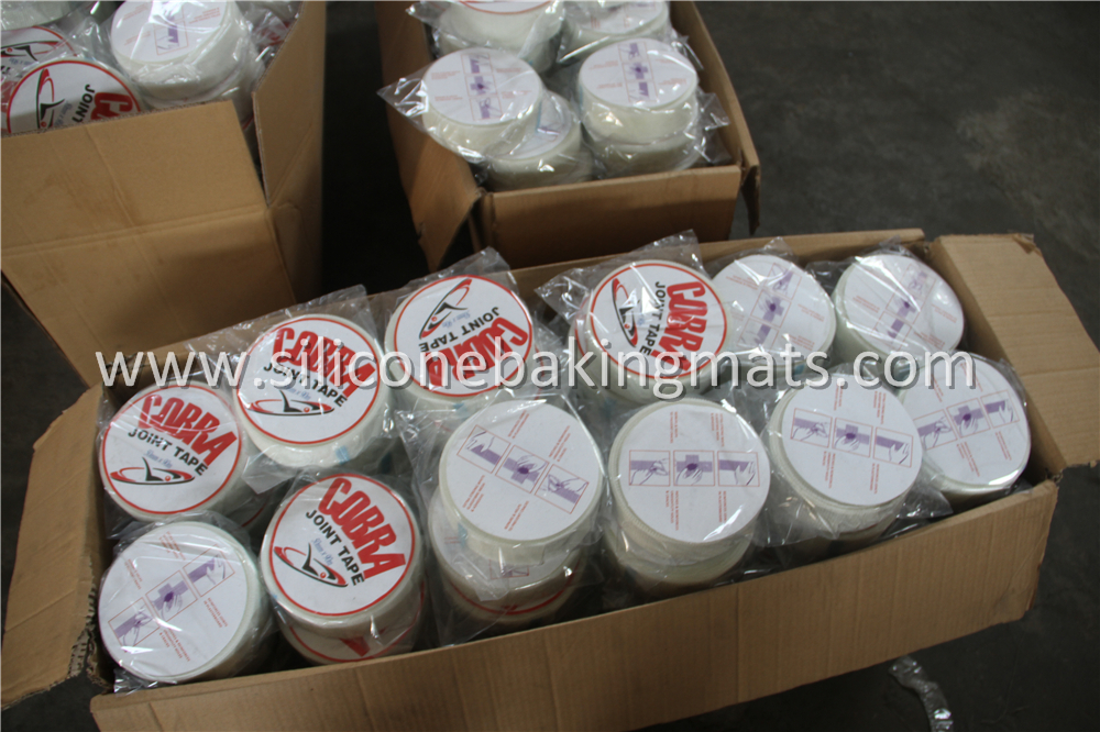 Self Adhesive Fiber Glass Mesh Tape