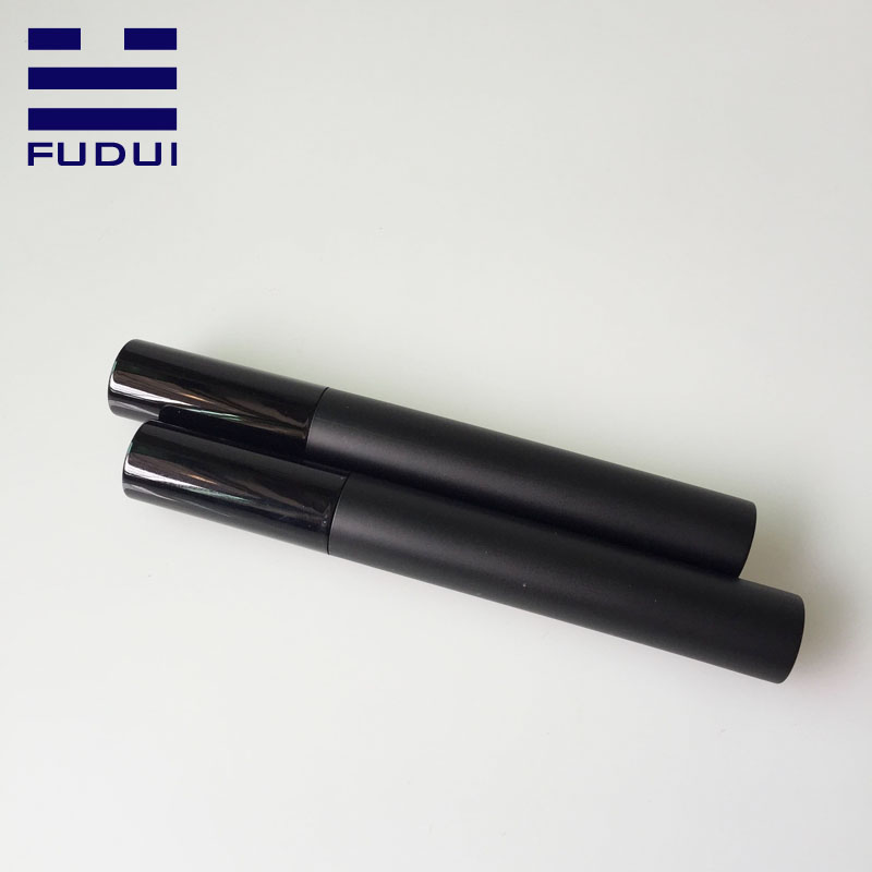 10ml Empty Plastic Matte Black Cosmetic Eyelash 4