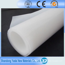 Revestimiento impermeable HDPE Geomembrana Plástico Negro Láminas