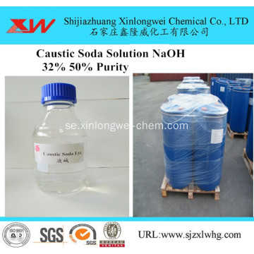 Caustic soda Solution SDS