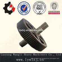 Alloy Steel Forging Spline Gear Shaft