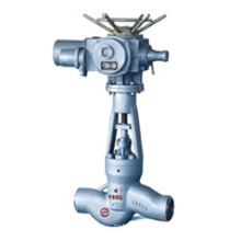 Pressure Seal Electric Globe Valve