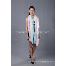 inner mongolia Fashionable Water Soluble Pashmina.wool Scarf