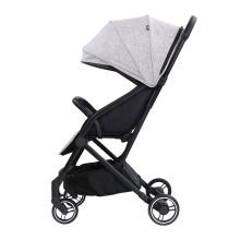 Оптовые компактные легко складывающиеся портативные легкие детские коляски для близнецов