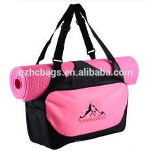Fashion Style Yoga Bag Gym Bag Large Sport Bags