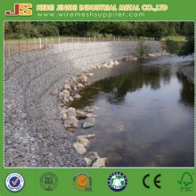 80X100mm Haute qualité Hexagonal Mesh Gabion Basket From Factory