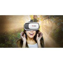 3D VR Virtual Reality Headset 3D Glasses Adjust VR BOX xnxx 3d glasses