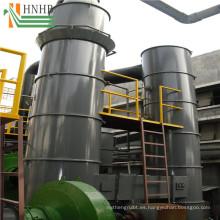 Filtro de polvo industrial de alta calidad del depurador de gas de la caldera