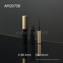 Hot Sale alumínio Cosmetic Case Mini Mascara Embalagem