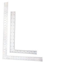 Carbon Steel Rafter Square Rulers