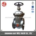 Stem gate valve wedge type