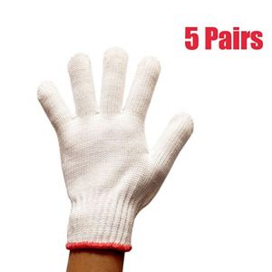 Normal grade anti static working labor gloves