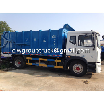 Dongfeng 14CBM Sealed Garbage Transport Truck