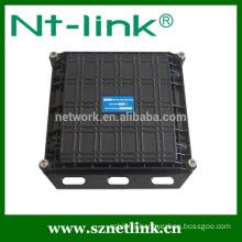 New product Square 8 cores fiber optic splice closure