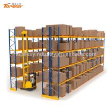 heavy duty metal storage rack for warehouse system