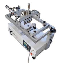 Máquina de impresión de pantalla seda automático pequeño costo barata