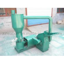 Máquina de pelletizadora de alimentación animal con trituradora