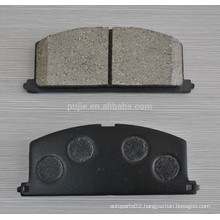 Ceramics Car Brake Pad D2104 D2052 D5080 D3137 MKD2023