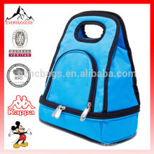 Boys Lunch Boxes - Loncheras con aislamiento para Boys Girls, Thermal Blue Lunch Bags HCC0029