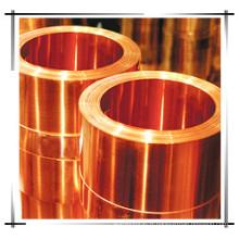Diamètre 8 mm échantillons de barre de cuivre Cu-ETP