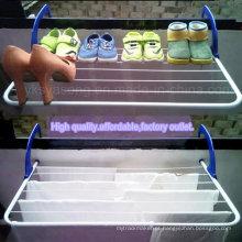 Suporte de toalha de baixo preço Shoes Rack para varanda Radiator