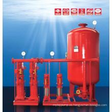 Equipos de suministro de agua neumática contra incendios de la serie Qlc