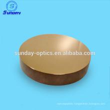 1in diameter Round Flat Coating Enhanced Aluminum Mirrors Optical Glass