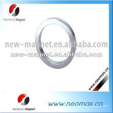 Axial magnetisierte Ringmagnete