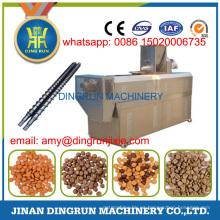 200 kg por hora de máquina seca para hacer alimentos para perros
