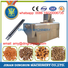 200kg per hour dry dog food making machine