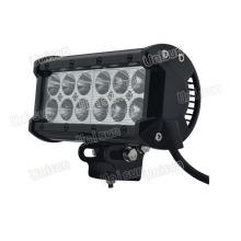 """Barra de luz LED para carro 6,5 """"12V 36W Dual Row CREE"""
