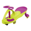 Niños Swing Toy Car con rueda de destello