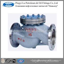 Фланцевый конец из углеродистой стали PN16 DN250 Обратный клапан H41H / Y-16C / 25/40/64