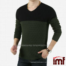 2014 The Most Handsome V-Neck Pullover Sweater For Men
