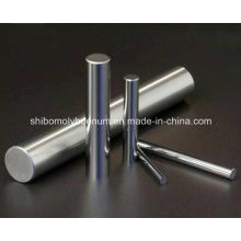 99,95% barra de molibdênio puro para crescimento de cristal de safira