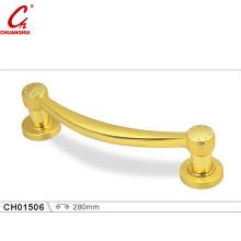 Gold and Noble Door Handle