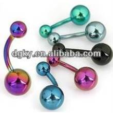 New arrival fancy belly navel ring body piercing jewelry
