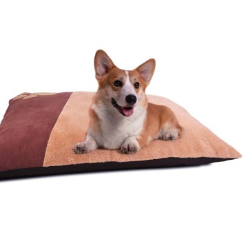 Best quality and factory for Soft Pet Bed Pet Bed Large w/ Dog Paw export to India Manufacturer