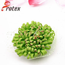 New Design Apple Green EVA Foam Flower