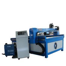 Máquina de corte por llama de plasma CNC