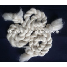 Mongolia 100% Cashmere Roving Tops Natural White Price